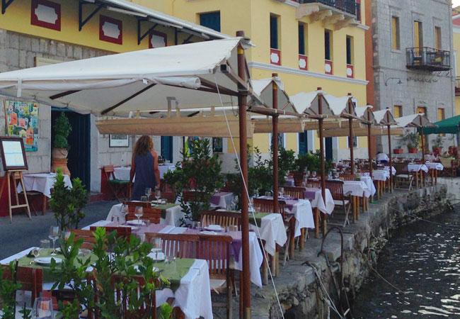 Εστιατόριο Vaporetta, παράδοση και ποιότητα