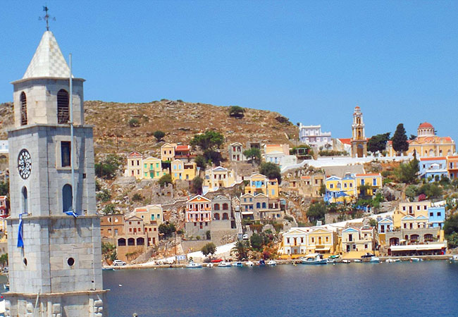Symi, Culture & Beauty